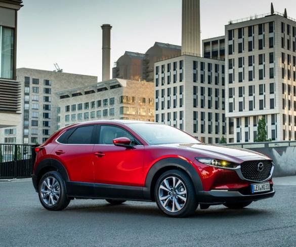 First Drive: Mazda CX-30