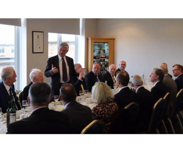 Marshall Leasing mourns loss of founder Sir Michael Marshall