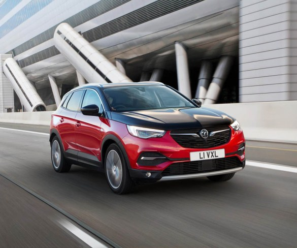 Vauxhall's first ever plug-in hybrid gets a price tag