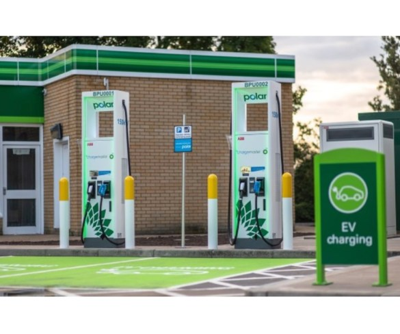 BP Chargemaster starts roll-out of 150kW chargers