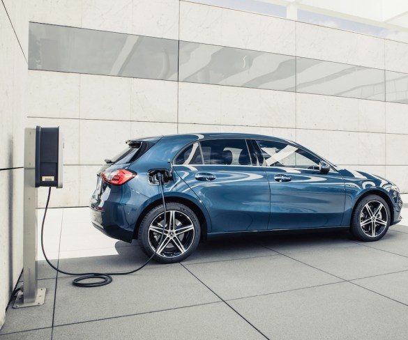 Mercedes launches A and B-Class plug-in hybrids