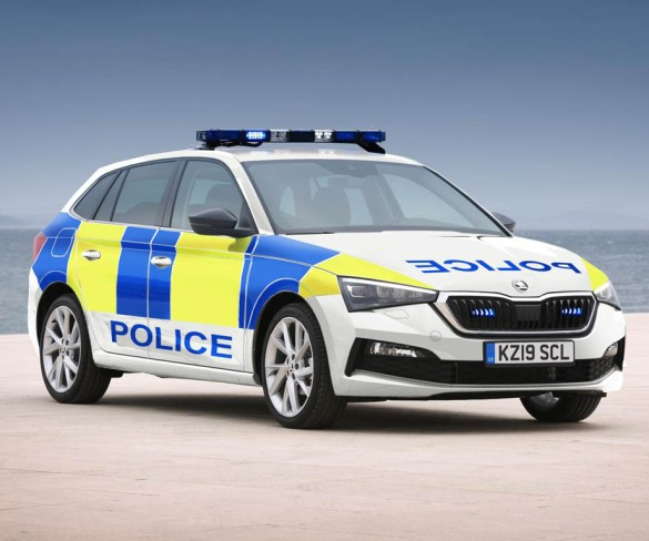 Škoda Scala now available for emergency services