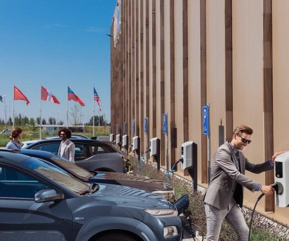 Joju Solar integrates Alfen charge points into smart energy offering