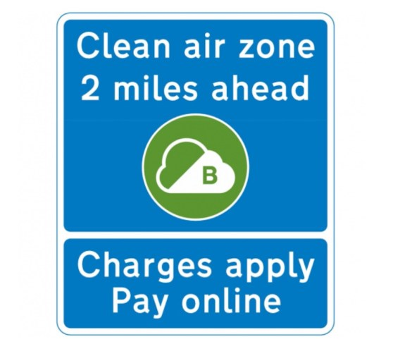 Bath Clean Air Zone to launch in March
