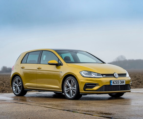 Volkswagen boosts Golf value with three new trims