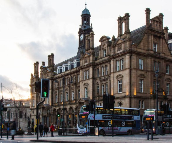 Leeds Clean Air Zone goes on hold again