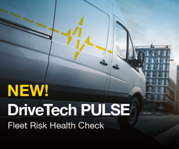 Get a comprehensive fleet risk health check with new DriveTech audit service