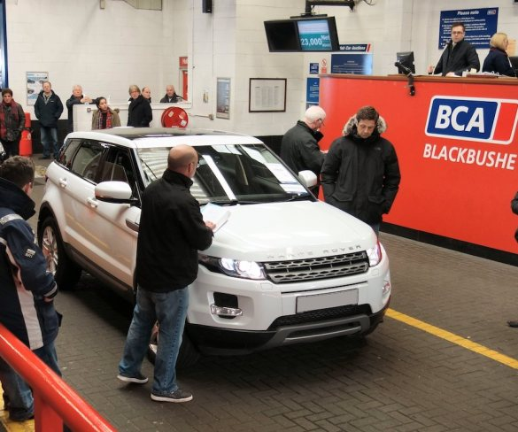 Fleet and lease values hit record level in September, reports BCA