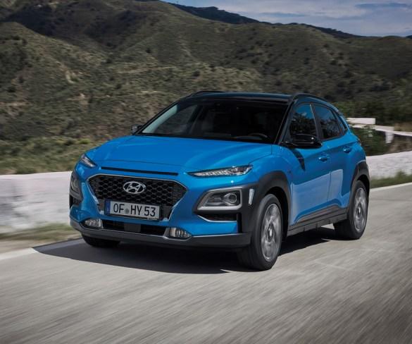 First Drive: Hyundai Kona Hybrid