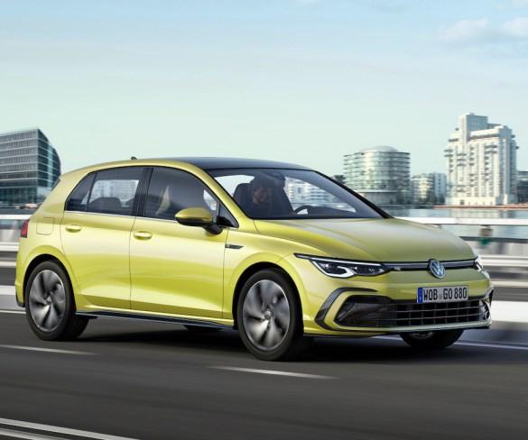 Volkswagen Golf Mk8 revealed