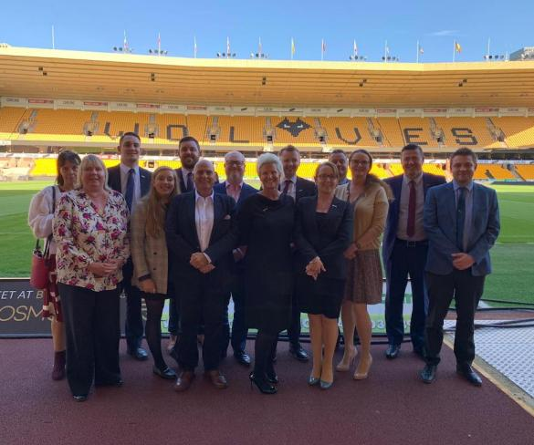 Wolverhampton Wanderers signs up Activa Contracts