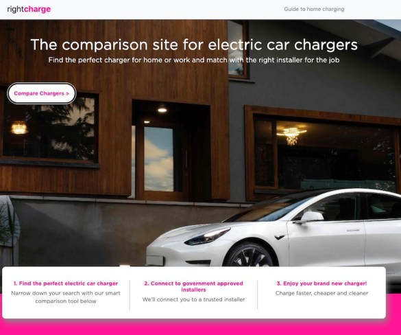 Rightcharge and Leasing.com partner to help drivers make EV shift