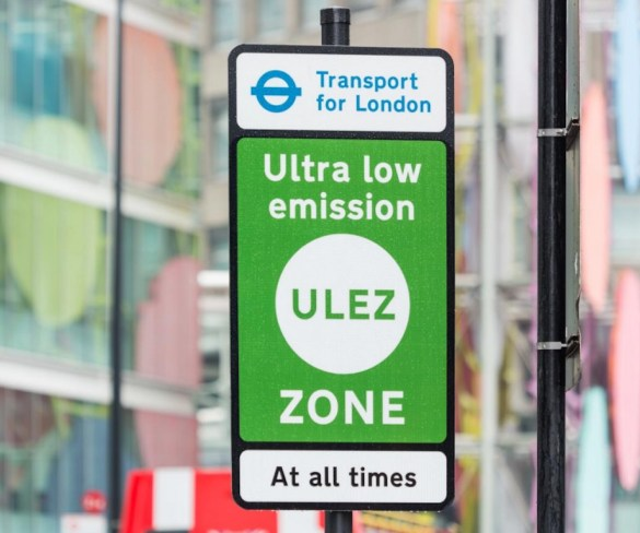 Work starts on installing new cameras to police expanded ULEZ