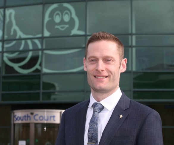 Michelin UK names new MD