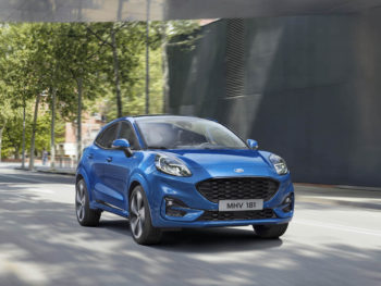 The Ford Puma Titanium First Edition is available from £22,295