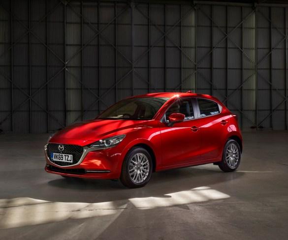 Facelifted Mazda2 brings mild hybrid and new Skyactiv Technologies