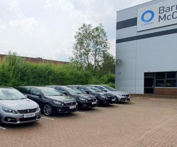 Barron McCann returns to Peugeot for £2m fleet upgrade