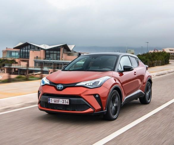 First Drive: Toyota C-HR