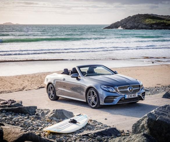 Road Test: Mercedes-Benz E 220d AMG Line Cabriolet