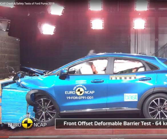 MG joins Ford, Volkswagen and Nissan in latest five-star Euro NCAP results