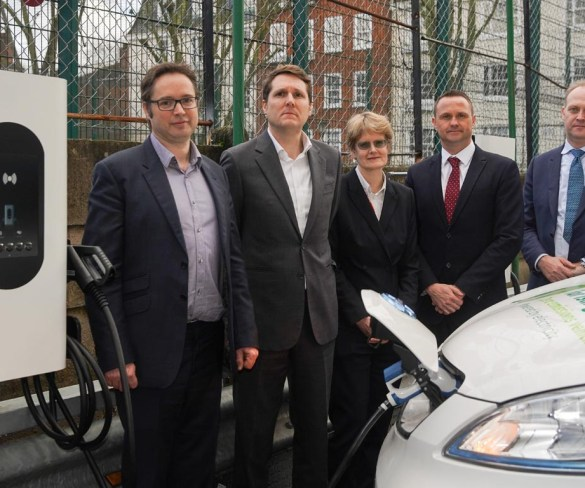 Islington Council deploys smart EV charging with help of Moixa-Honda tie-up