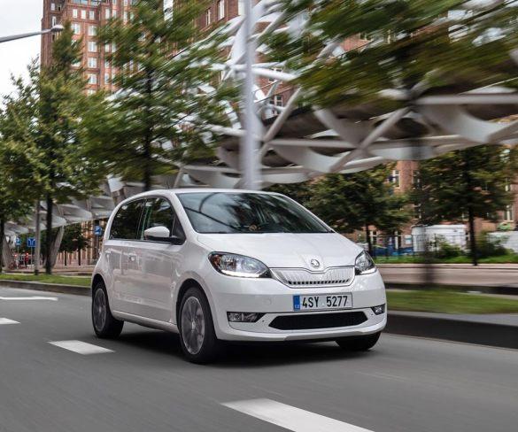 First Drive: Škoda CITIGOe iV