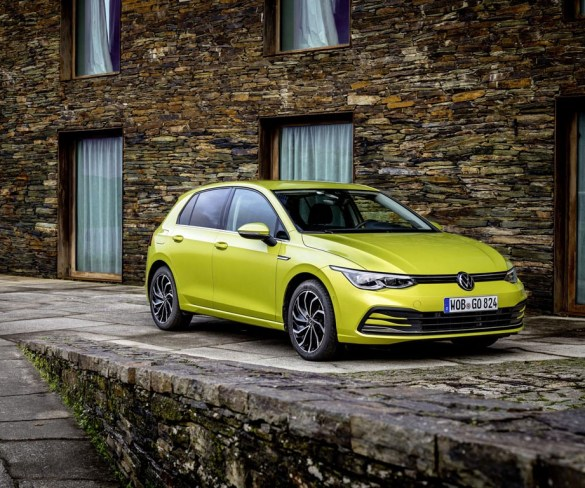 VW Golf Mk8 prices and specs revealed