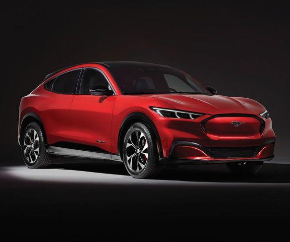 Spotlight: Ford Mustang Mach-E