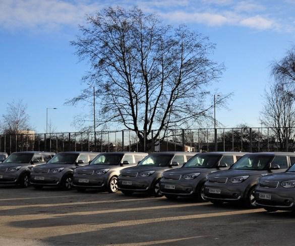 Falkirk Council expands EV fleet