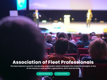 The AFP's first webinar will focus on the impact COVID-19 has had on fleet management