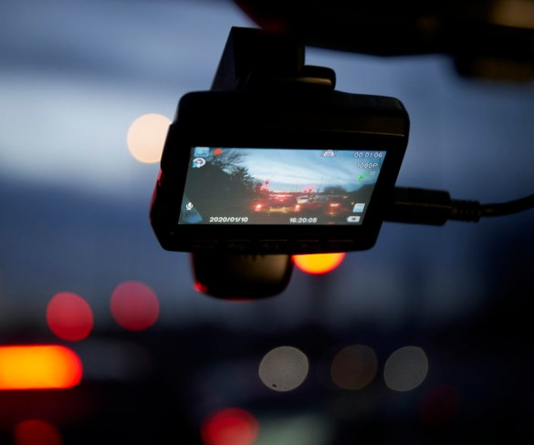 Greater police use of dashcams could improve road safety