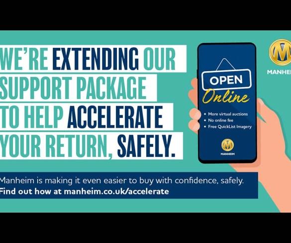 Manheim extends its customer support package