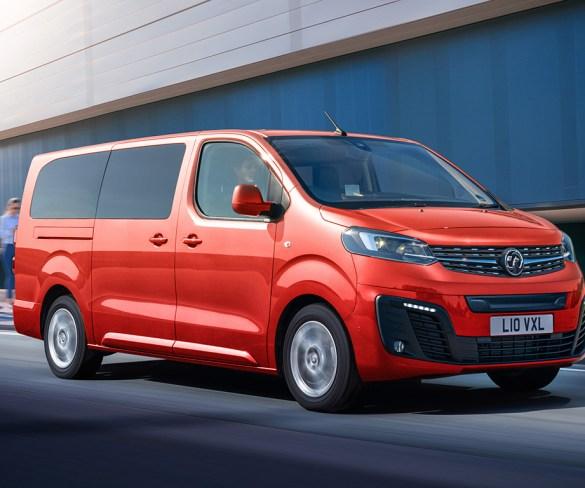 Vauxhall Vivaro-e Life combines multi-passenger focus with electric power
