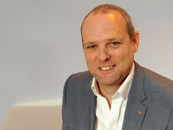 AFP co-chair Paul Hollick