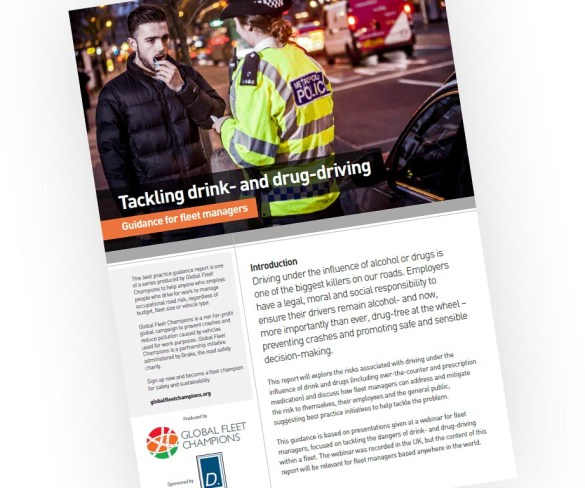 Zero-tolerance approach needed to tackle drink- and drug-driving