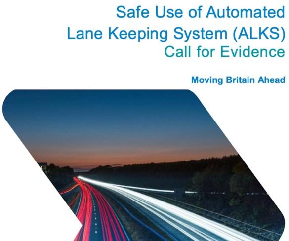 UK readies for autonomous driving tech under government consultation