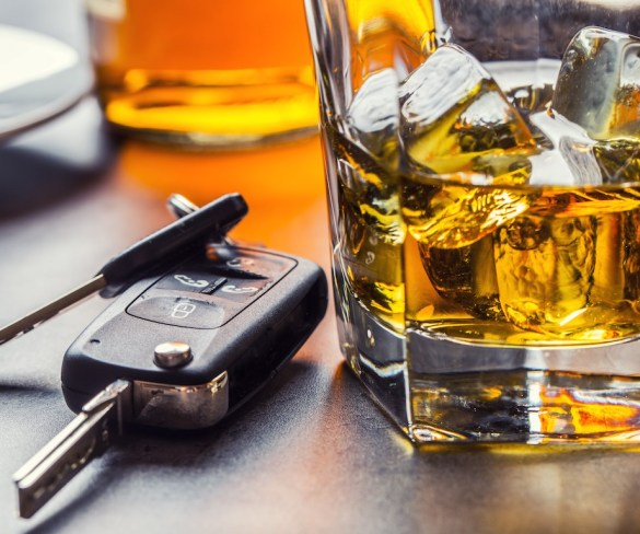 Drink driving deaths at highest level in a decade