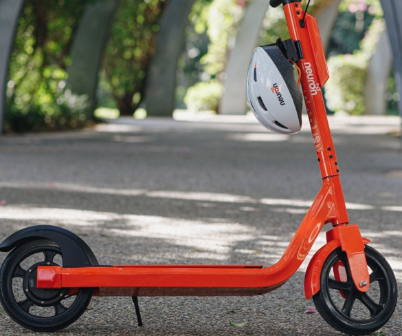 RoSPA partners with Neuron Mobility to drive e-scooter best safety practice