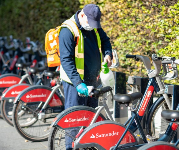 New toolkit to help employers introduce active travel