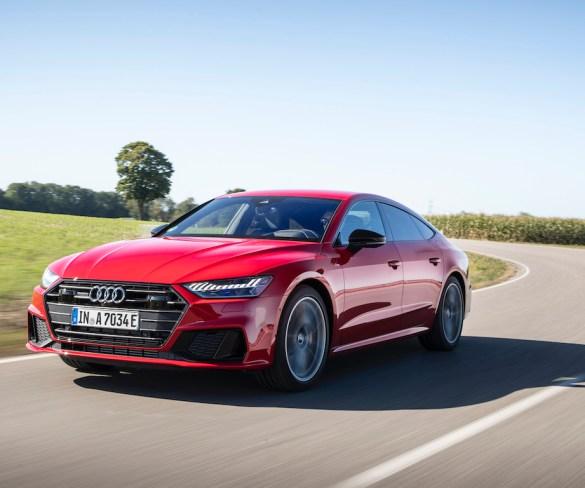 First Drive: Audi A7 55 TFSIe plug-in hybrid