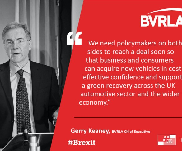 No-deal Brexit to add £2.1bn to fleet sector's annual new car bill
