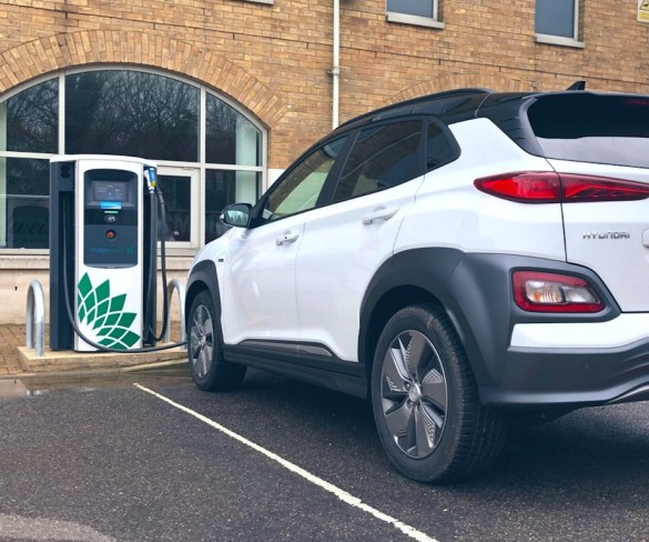 Police Scotland to deploy 1,000+ chargers for ULEV fleet