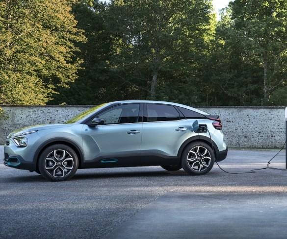 First Drive: Citroën ë-C4