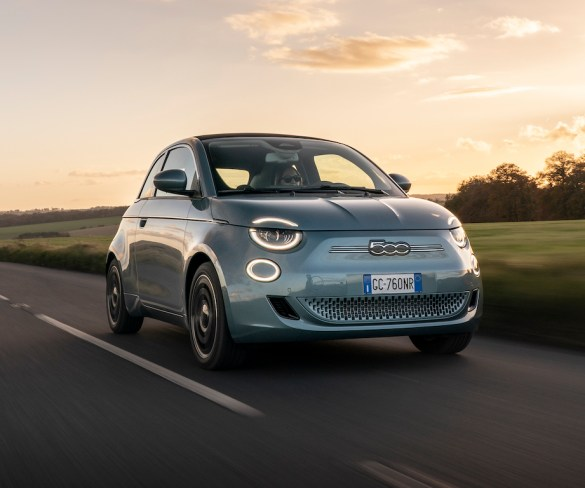 First Drive: Fiat's electric 500