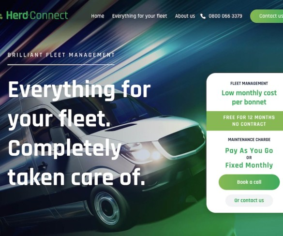 Herd Group launches end-to-end fleet management solution
