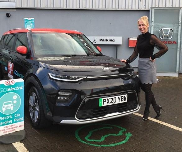 Interview: Emma Wilkinson at Lloyd Kia Carlisle on Kia's work with fleets