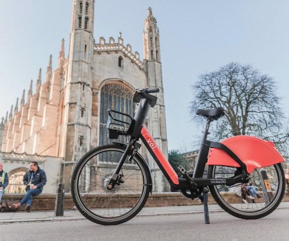 Voi branches into e-bikes in UK