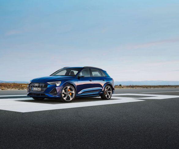First Drive: Audi e-tron S