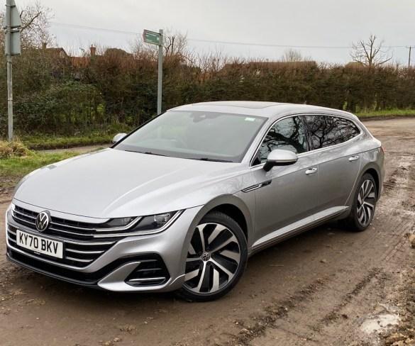 Road Test: Volkswagen Arteon Shooting Brake