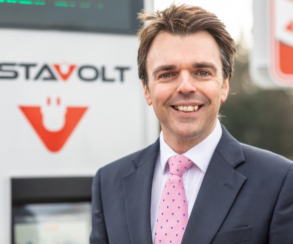 InstaVolt pledges to grow network to 10,000 rapid chargers by 2030